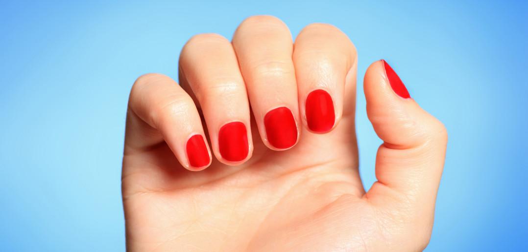 Фото круглых коротких ногтей