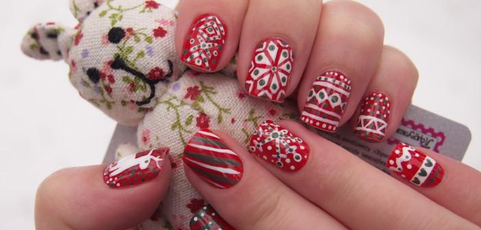 Дизайн ногтей 2017 фото новинки на коротких ногтях красные