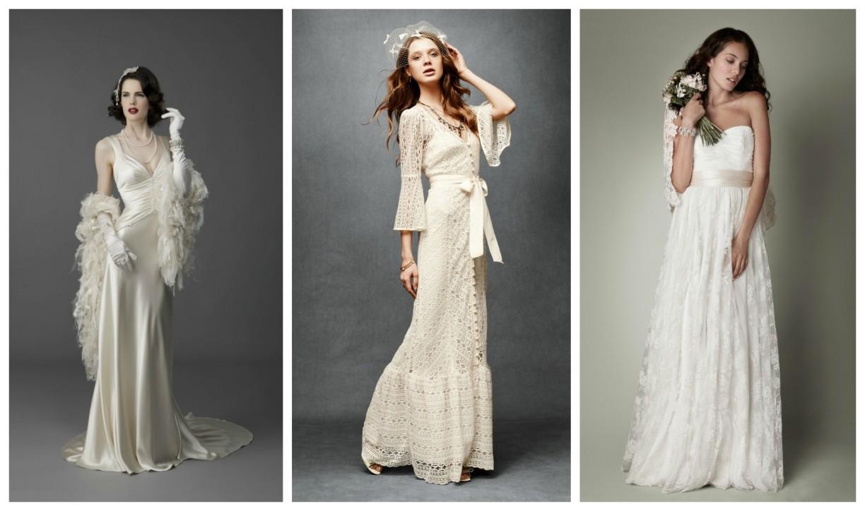 Платье Свадебное Винтажное Купить