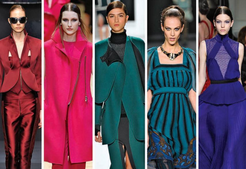 Модный цвет 2017 нового года