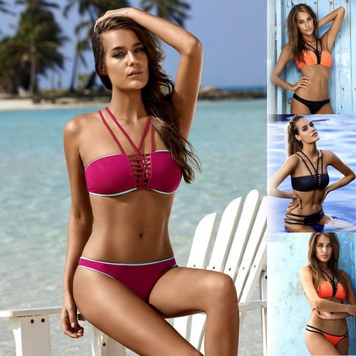 Bikini-2016-New-font-b-Design-b-font-font-b-swimwear-b-font-Bandage-Chest-pad
