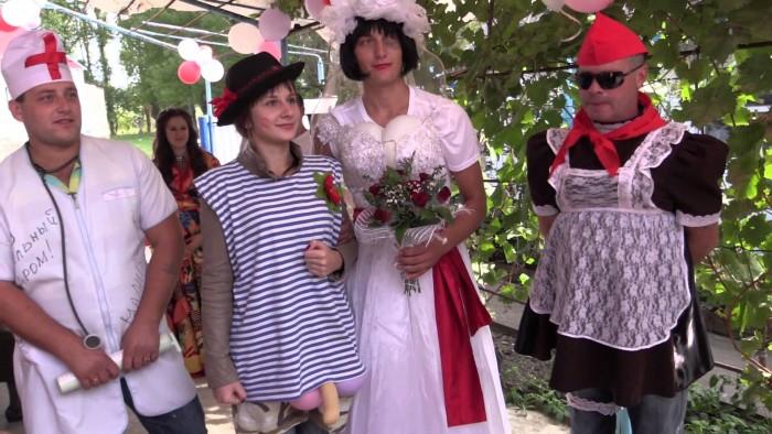 Свадьба второй день сценарий прикольный