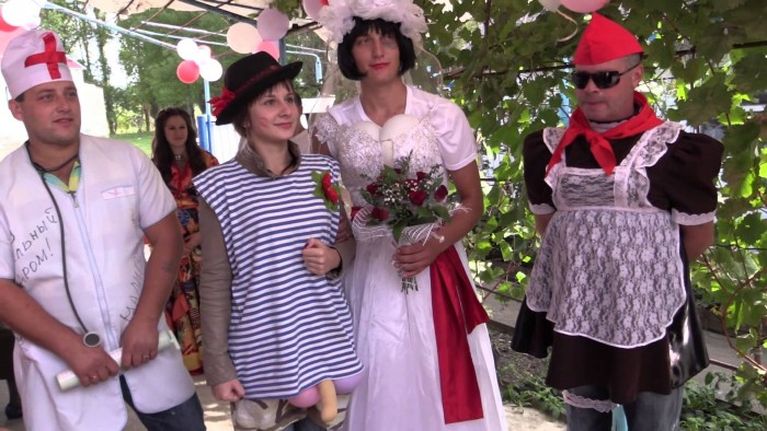 Сценарий свадьбы без тамады на 2 день на природе