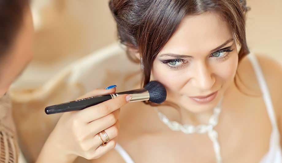 Для невесты в салоне красоты