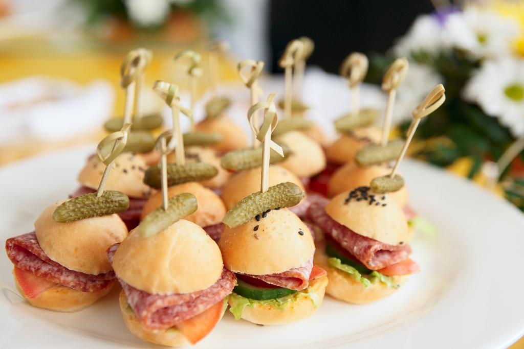 Идеи для закусок на день рождения простые и вкусные с фото