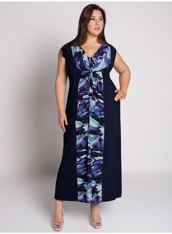 Платье на лето для полных женщин своими руками