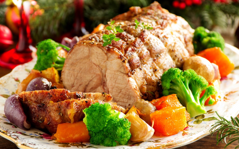 Красивые блюда из мяса