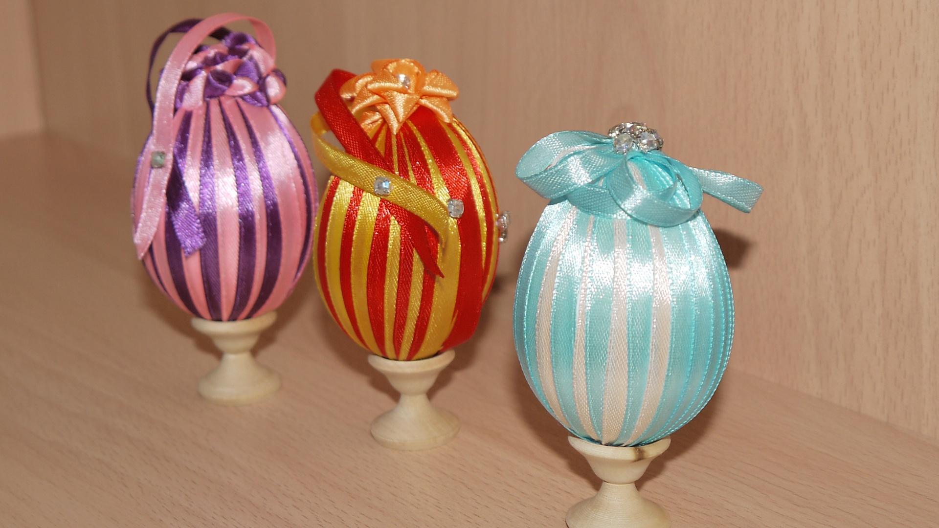 Своими руками украшаем яйца