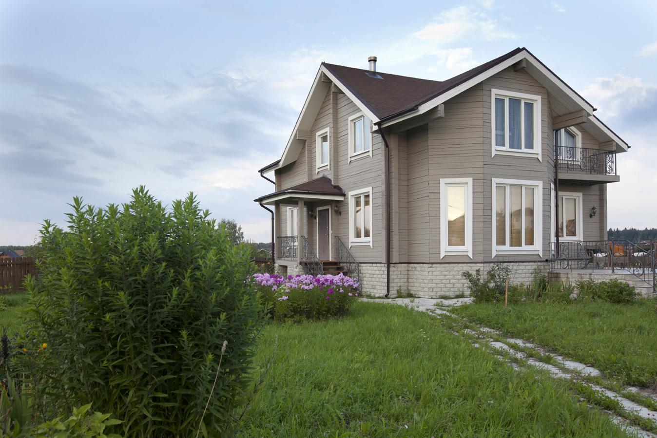 фото домов в прованс стиле