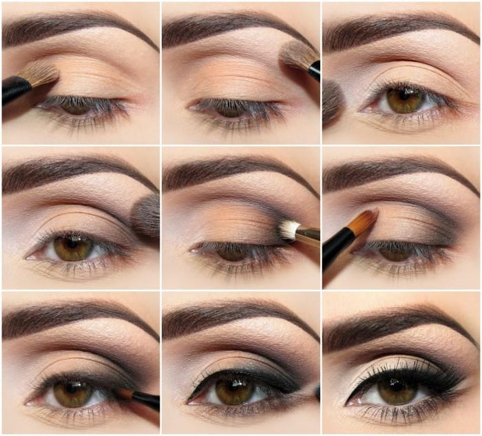 Как сделать красивый макияж в домашних условиях пошаговое на свадьбу 22