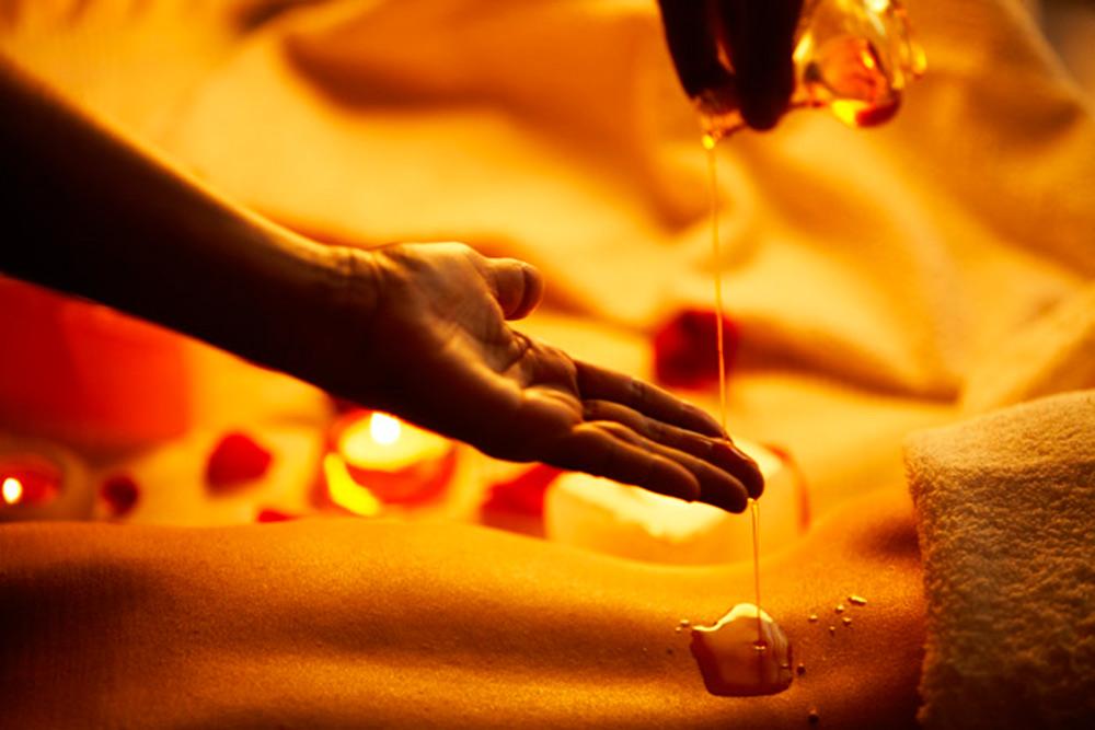 Какое масло нужно для эротического тайского массажа #15