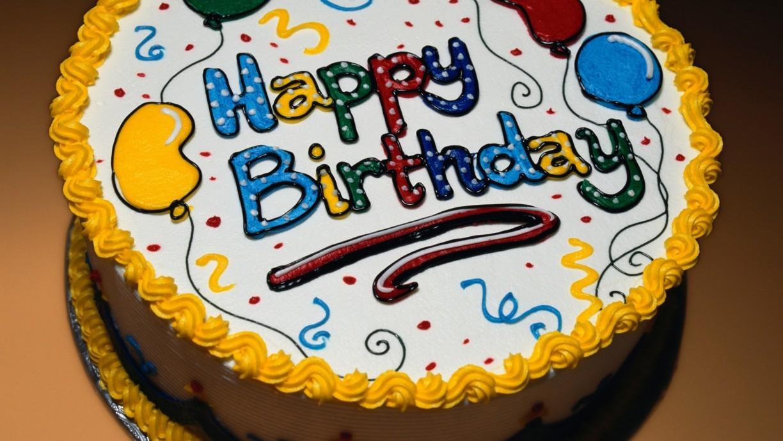 Надпись на торт поздравления с днем рождения