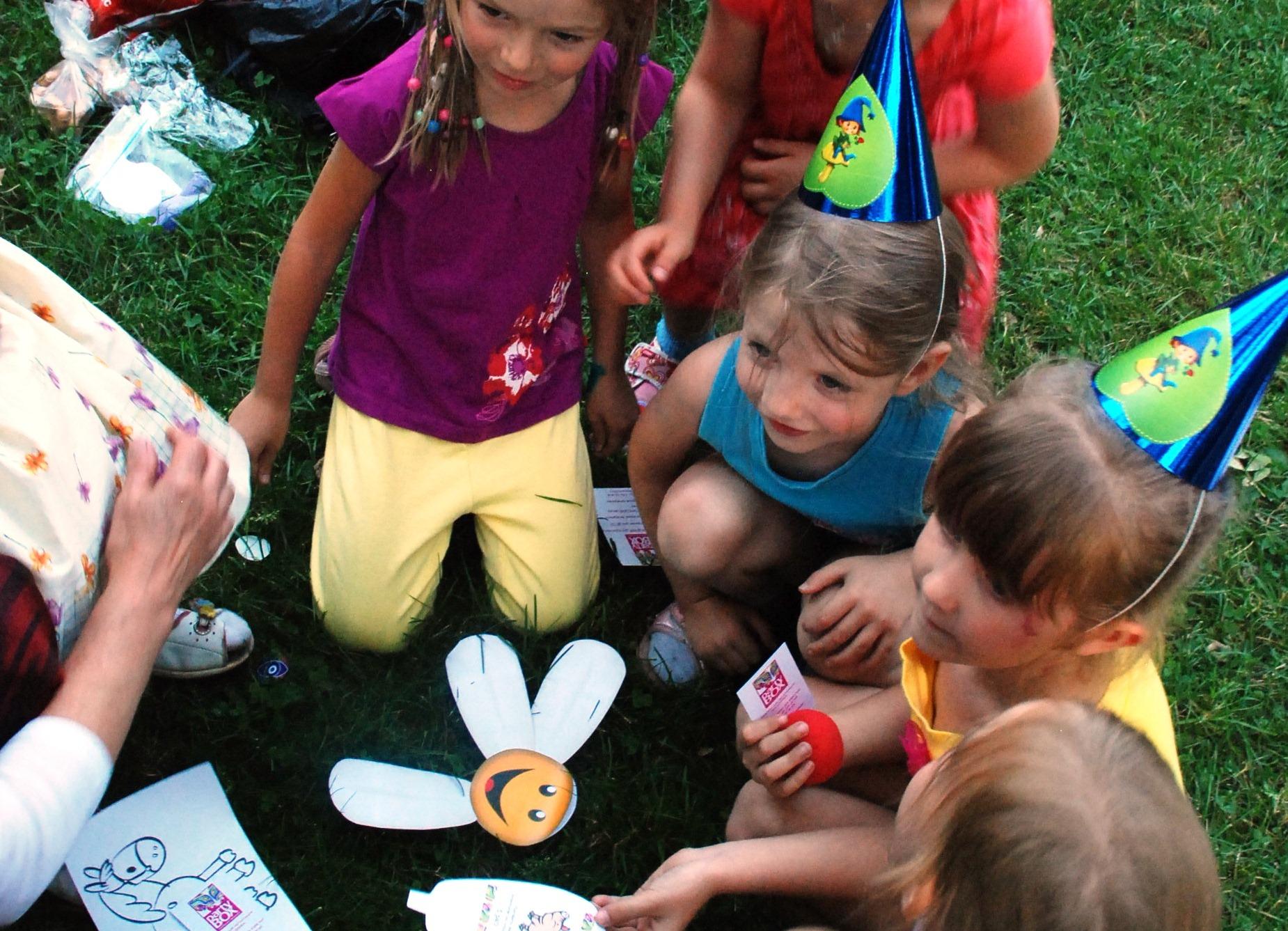 Конкурсы для детей 5 8 лет 1