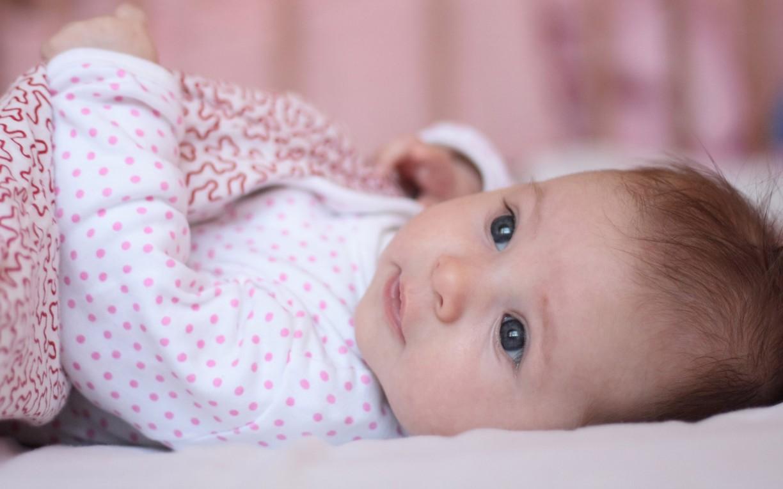 Фото 2х месячного ребенка девочки