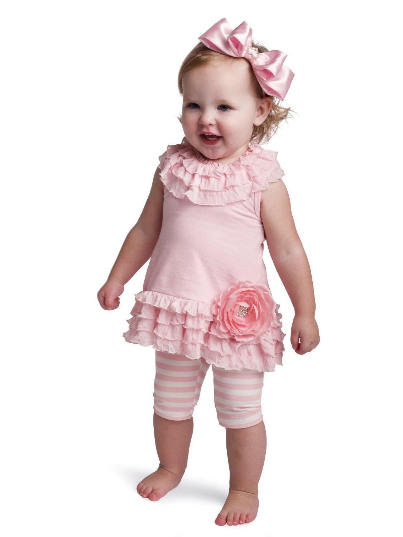 Красивые и модные платья для девочек (72 фото модели) 6