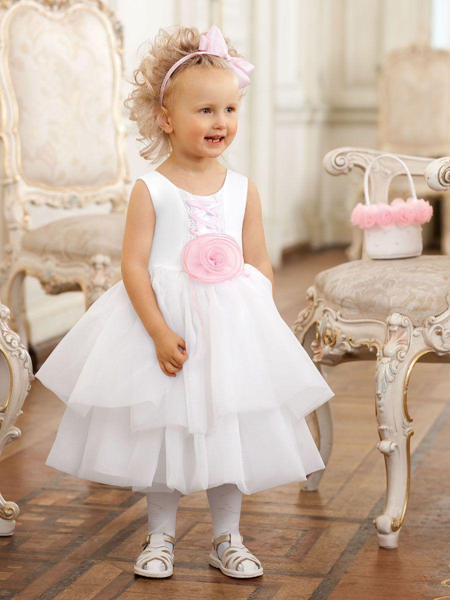Красивые и модные платья для девочек (72 фото модели) 100