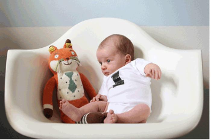 Первый месяц ребенка развитие
