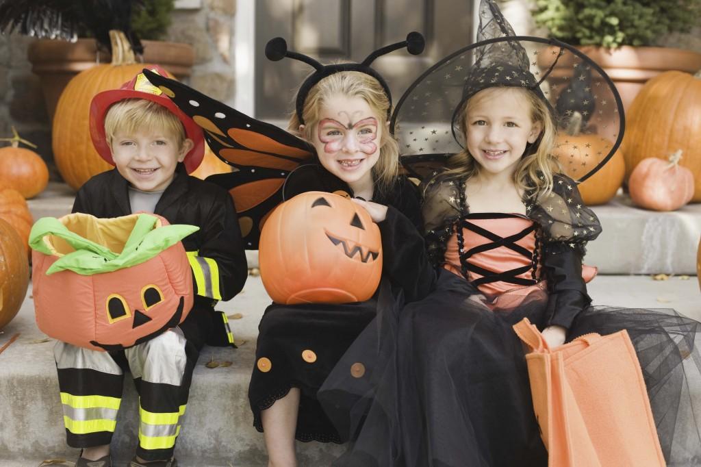 Праздник хэллоуин для детей конкурсы