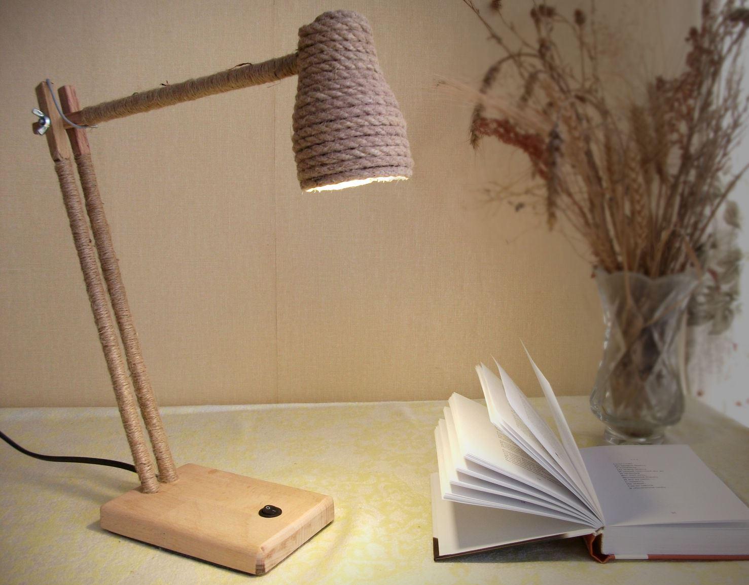 Поздравление к подарку лампа