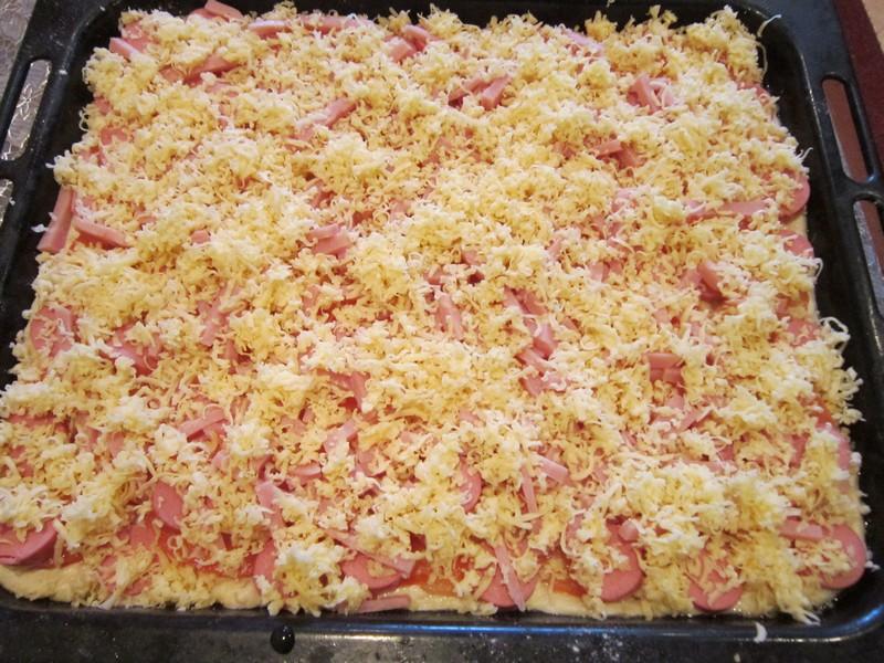 Тесто для пицца в духовке рецепт пошагово 79