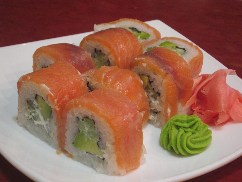 Как дома сделать запеченные суши дома