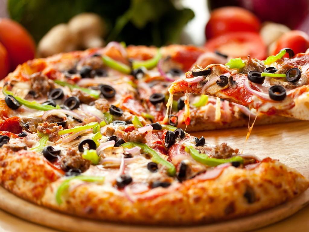 Пицца, как в пиццерии: рецепт. Рецепты тонкой пиццы