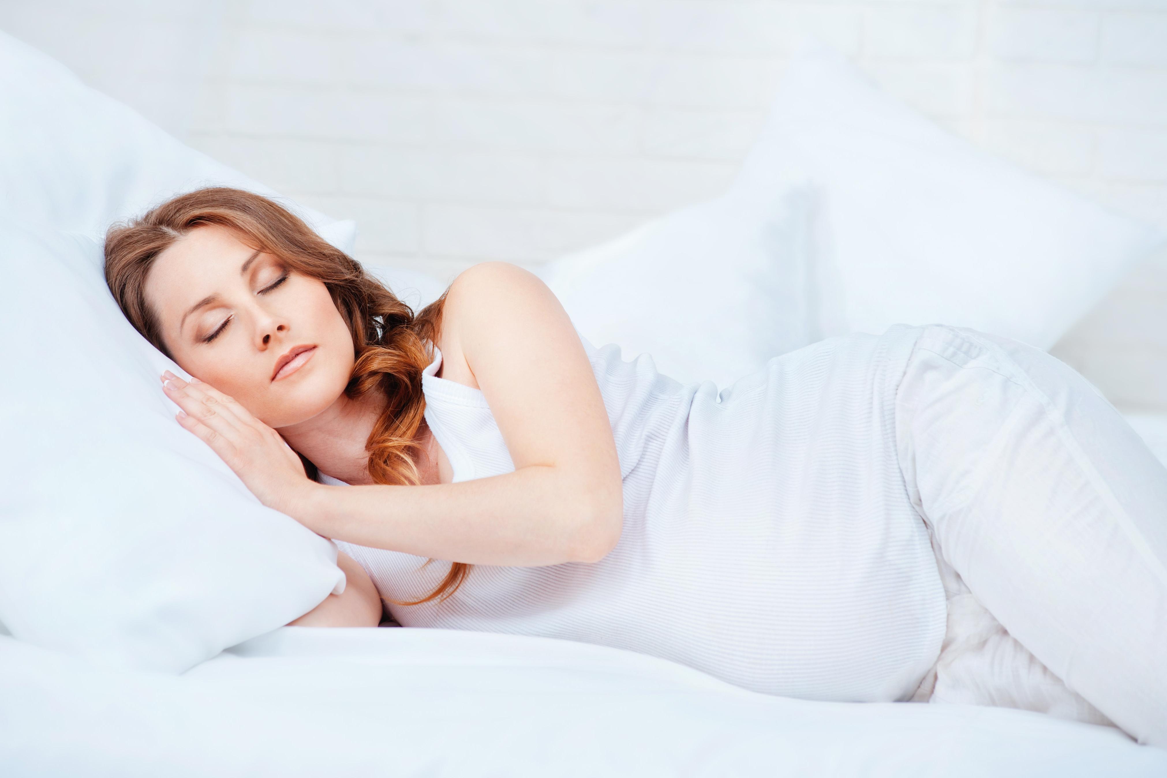 Почему беременным хочется спать на ранних сроках