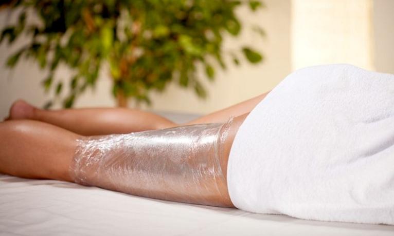 обертывания для ног от целлюлита в домашних условиях