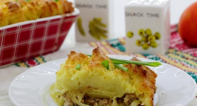 вкусные рецепты картофельных запеканок