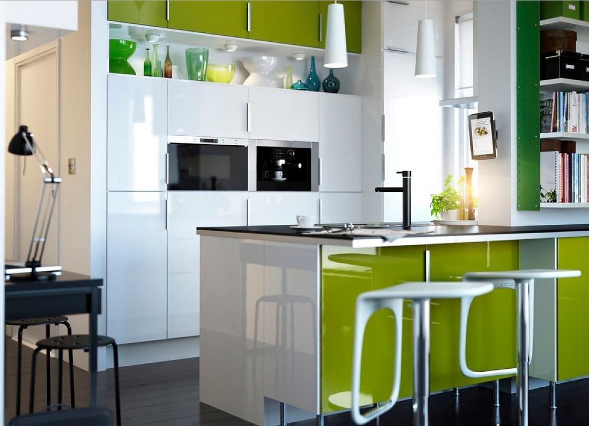 Новые дизайн кухни