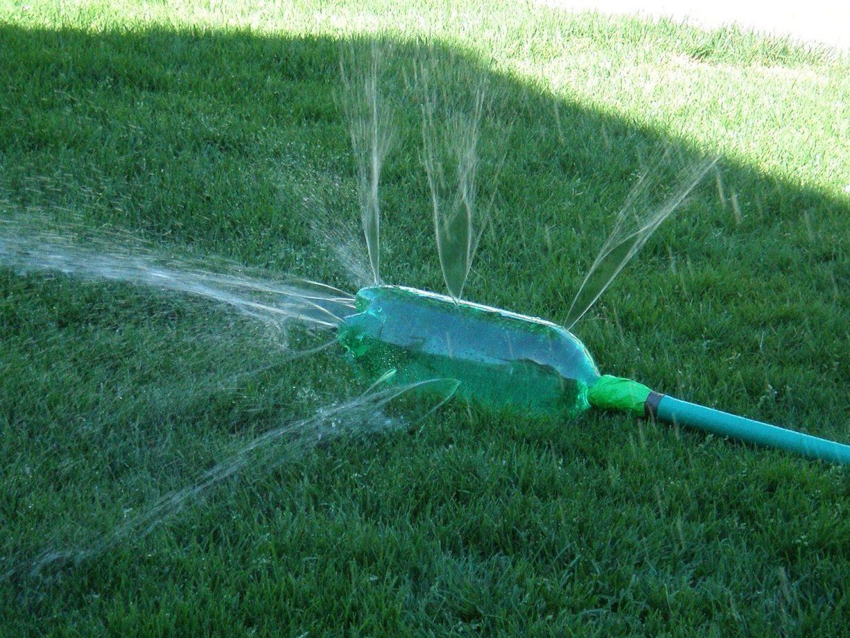 Как сделать водосток от огорода