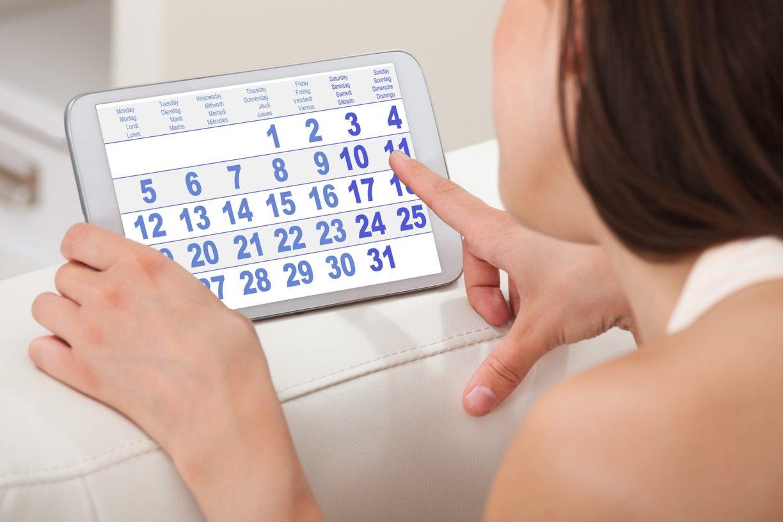 нарушения цикла менструации