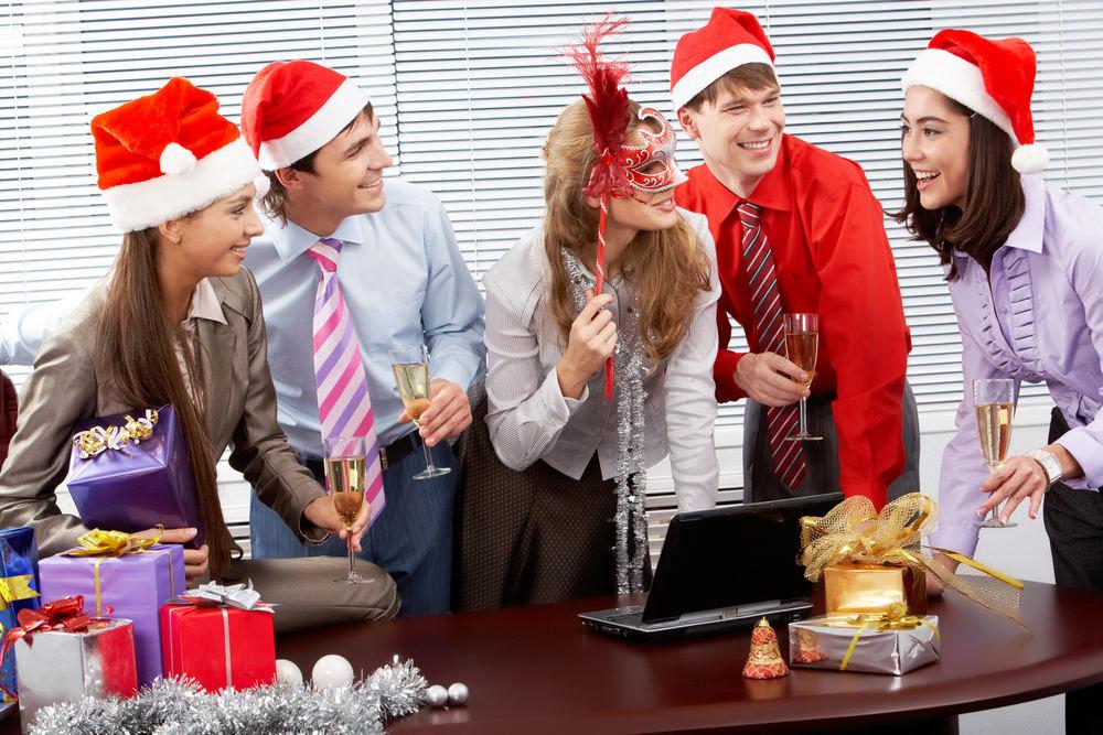 Корпоратив на новый год что придумать