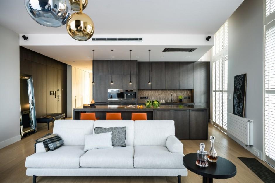 Фото модного дизайна квартир
