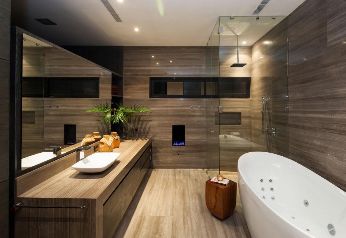 Дизайн ванной комнаты эксклюзивный