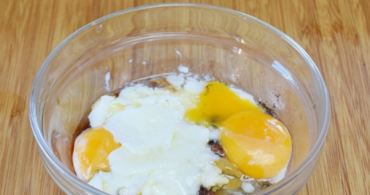 Соусы из яиц для салатов