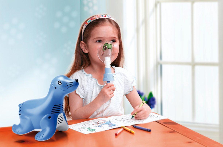 Как сделать ингаляцию ребенку 2