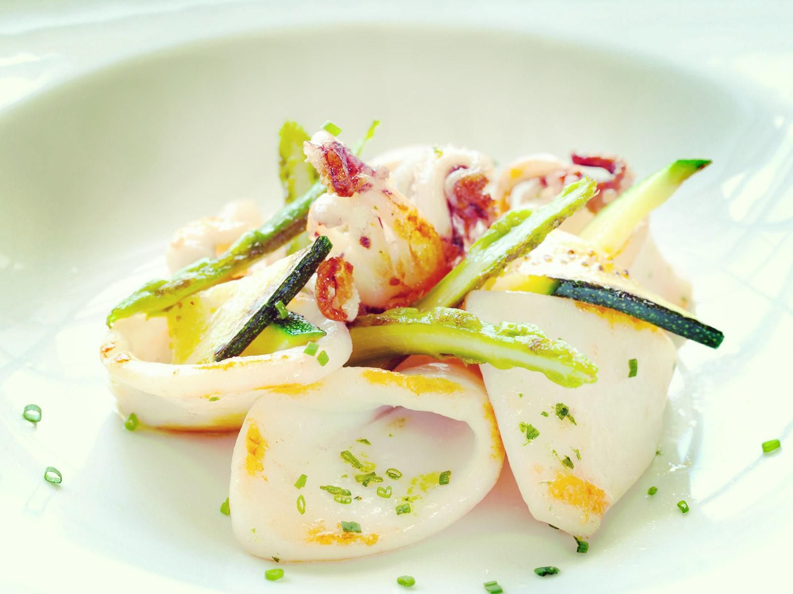блюда из кальмаров рецепты с фото простые и вкусные