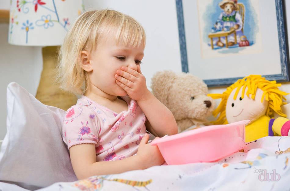 Как лечить кишечную инфекцию у детей 2 года