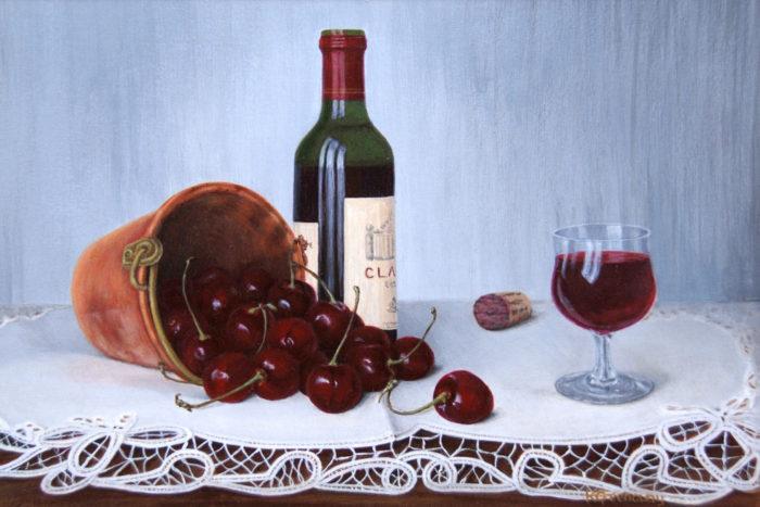 Рецепт вина из вишни в домашних условиях видео