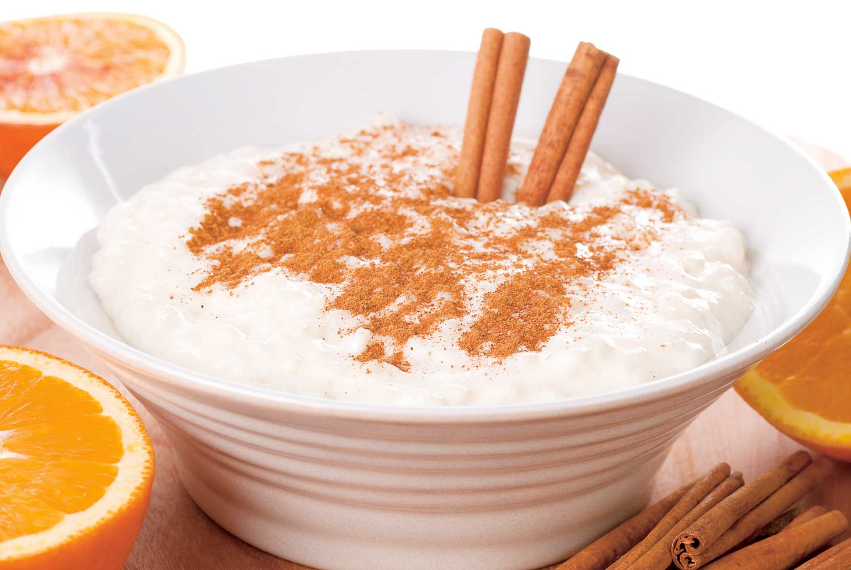 Рисовая каша на молоке как в садике рецепт