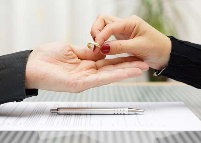 Процедура развода в одностороннем порядке