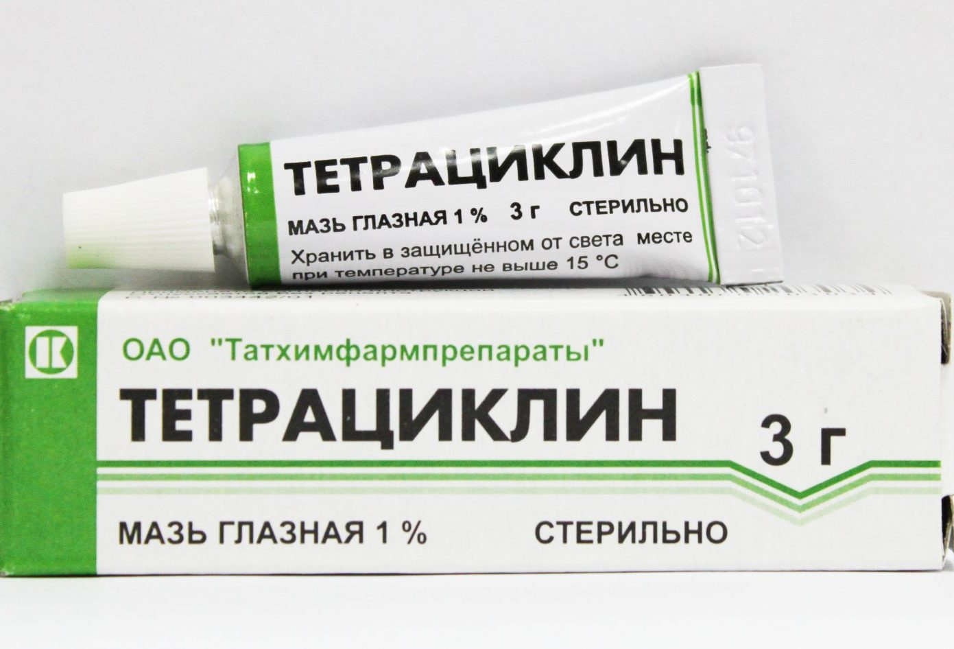 Тетрациклин от грибка ногтей