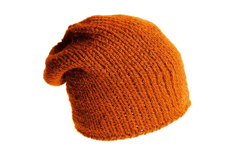 как быстро и просто связать шапку спицами для мужчины и мальчика