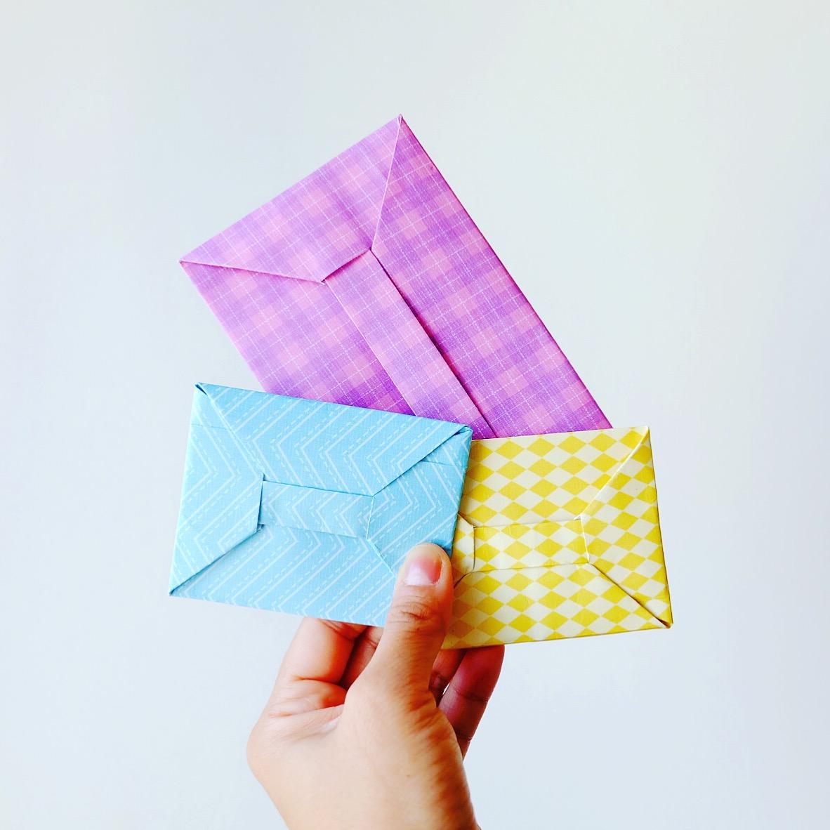 Конверт для из бумаги своими руками