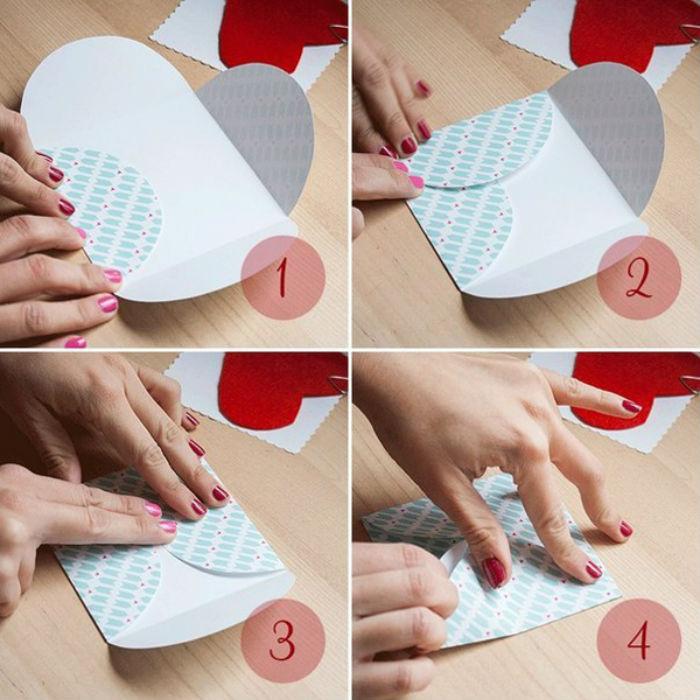 Как сделать интересный конверт