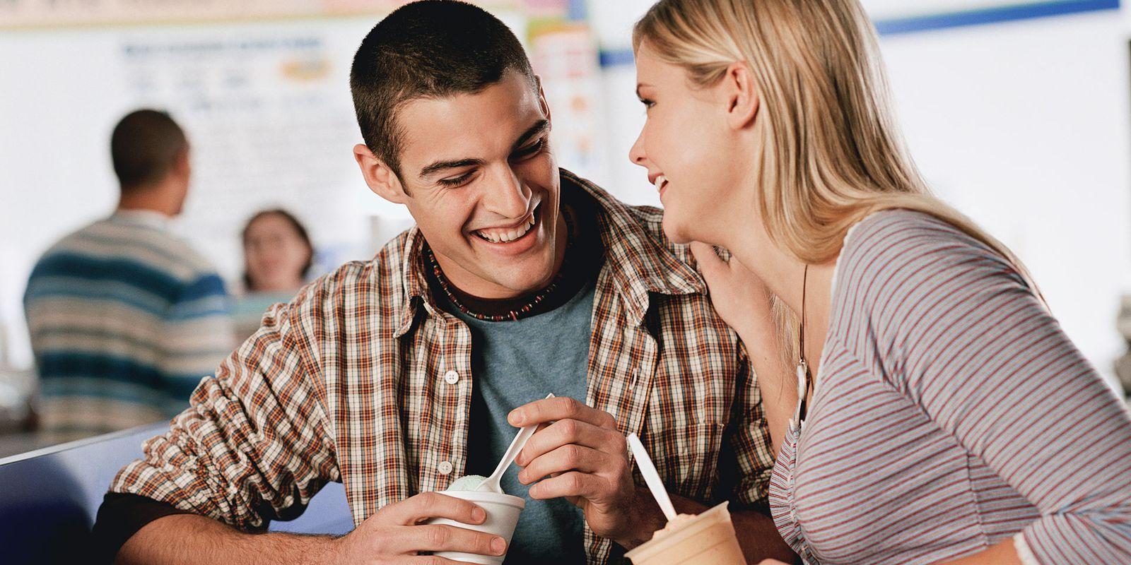 Что знакомства говорить время во парню