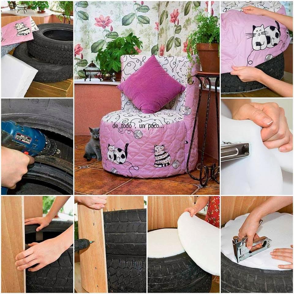 Идеи для дома своими руками из ненужных вещей фото