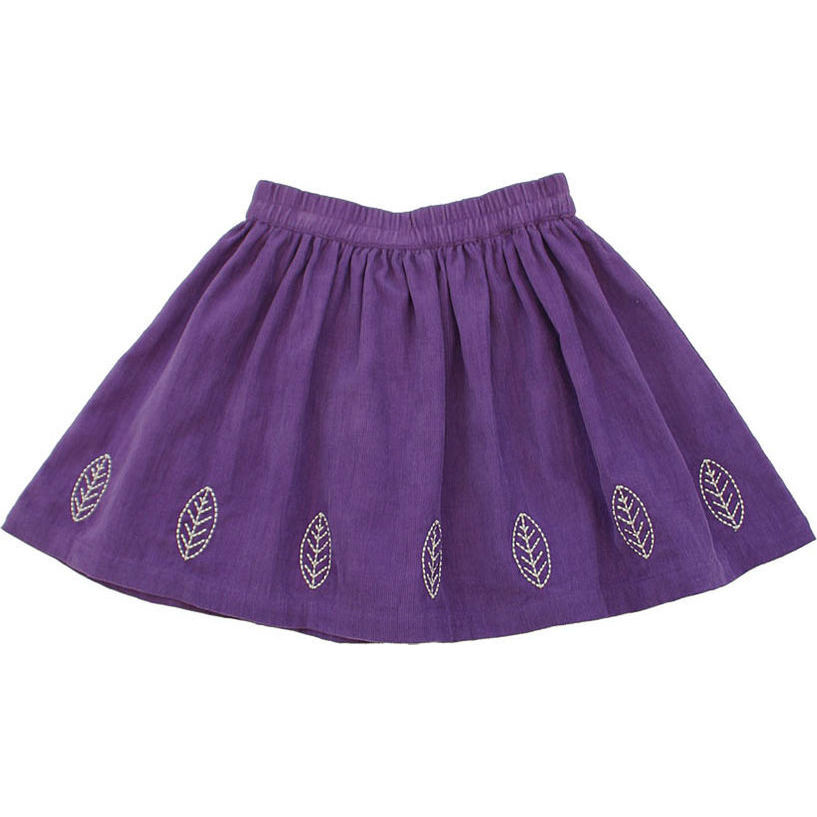 Как сшить юбку для девочки 11