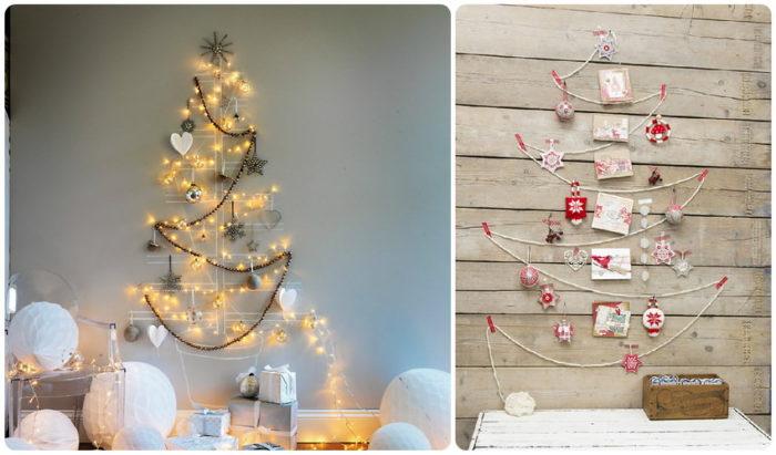 Самые креативные идеи для украшения елки к 2018в году